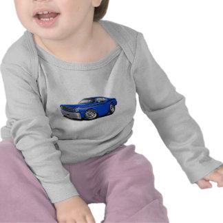 1970-74 Duster Blue-Black Car Shirt