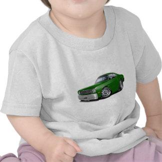 1970-74 Duster Green Car T Shirt