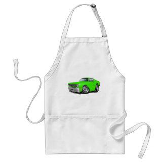 1970-74 Duster Lime Car Standard Apron