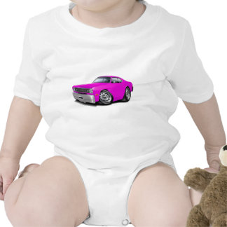 1970-74 Duster Pink Car T-shirt