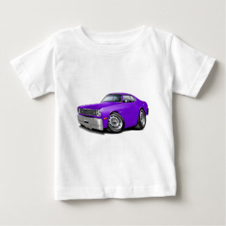 1970-74 Duster Purple Car Tshirt