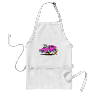 1970-74 Plymouth Duster Pink Car Standard Apron