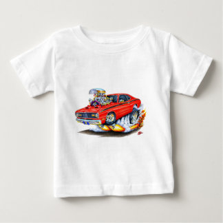 1970-74 Plymouth Duster Red Car Tee Shirt