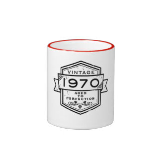 1970 Aged To Perfection Mug