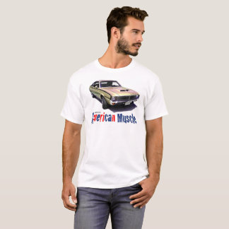 "1970 AMC Javelin ""American Muscle"" T-SHIRT"