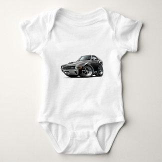 1970 AMX Black Car Baby Bodysuit