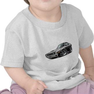 1970 AMX Black-White Car T-shirt