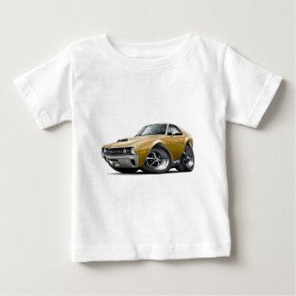 1970 AMX Gold Car Baby T-Shirt