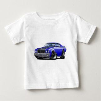 1970 Buick GSX Blue Car Tee Shirt