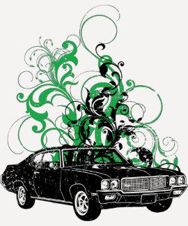 1970 Buick GSX Shirts