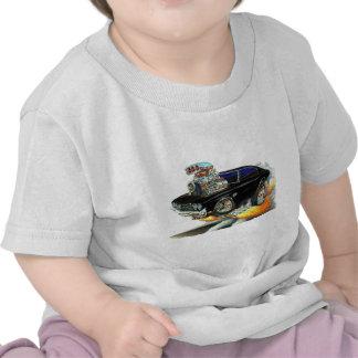 1970 Chevelle Black Car Tee Shirt