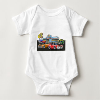 1970 Chevelle Diner Baby Bodysuit