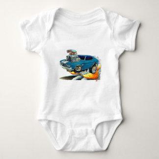 1970 Chevelle Teal Car Tshirts