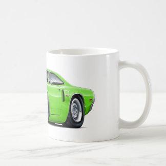 1970 Coronet RT Lime Car Coffee Mug