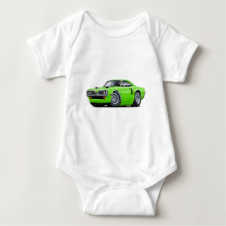1970 Coronet RT Lime Car Tee Shirts