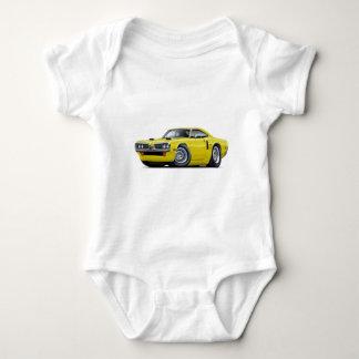 1970 Coronet RT Yellow Car Tees