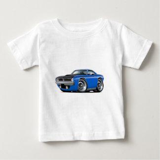 1970 Cuda AAR Blue Car Tees