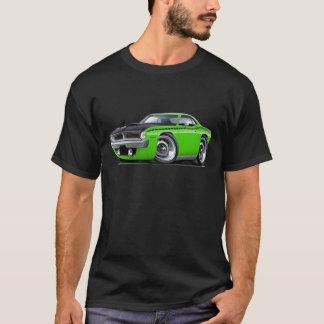 1970 Cuda AAR Lime Car T-Shirt
