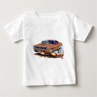 1970 Cuda Brown Car Shirt