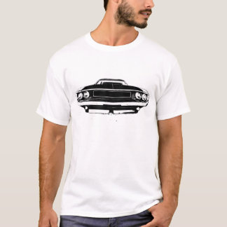 1970 Dodge Challenger Front and Rear T-Shirt