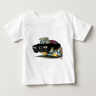 1970 GTO Black Car Tshirts