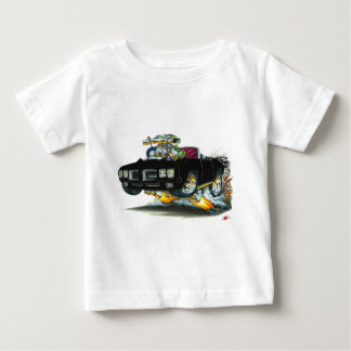 1970 GTO Black Convertible Baby T-Shirt