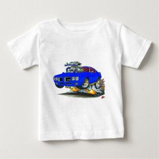 1970 GTO Blue Car Shirt