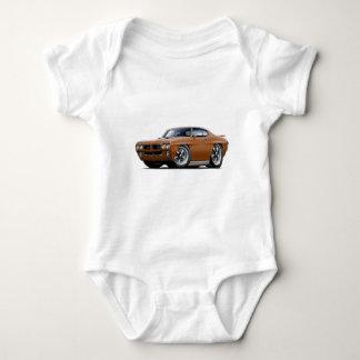 1970 GTO Brown Car Tee Shirt
