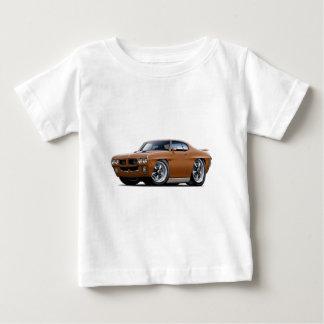 1970 GTO Brown Car T Shirts