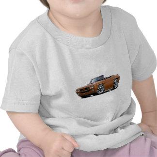 1970 GTO Brown Convertible T-shirts