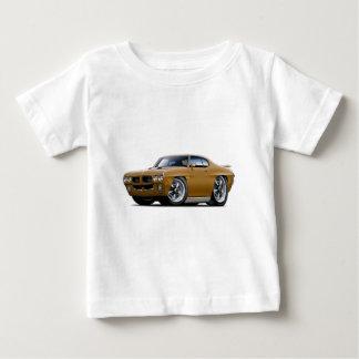 1970 GTO Gold Car Tees