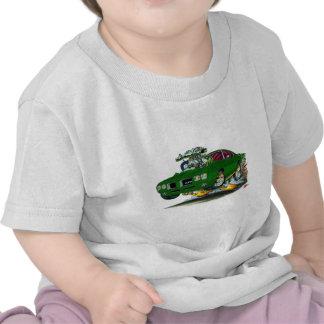 1970 GTO Green Car Shirts