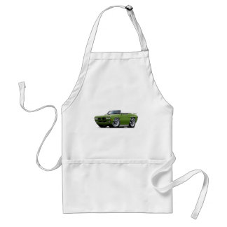 1970 GTO Green Convertible Adult Apron