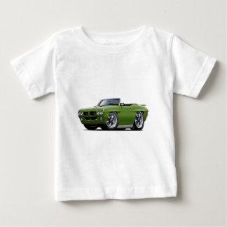 1970 GTO Green Convertible T-shirt