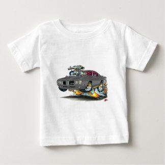 1970 GTO Grey Car Baby T-Shirt