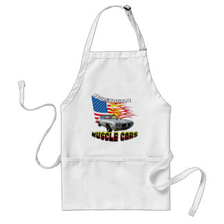 1970 GTO Muscle Car Aprons