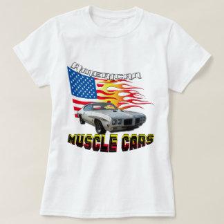 1970 GTO Muscle Car T-Shirt
