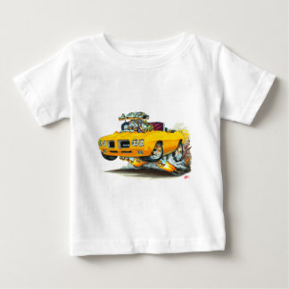 1970 GTO Orange Convertible T Shirts