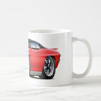 1970 GTO Red-Black Top Coffee Mug