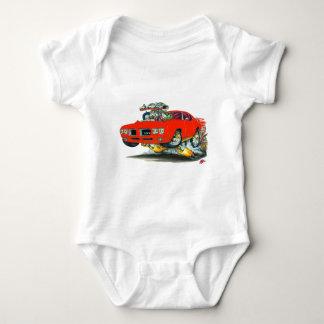 1970 GTO Red Car Tee Shirt