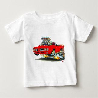 1970 GTO Red Convertible T-shirts