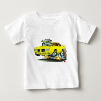 1970 GTO Yellow Car Baby T-Shirt