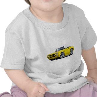 1970 GTO Yellow Convertible T Shirt