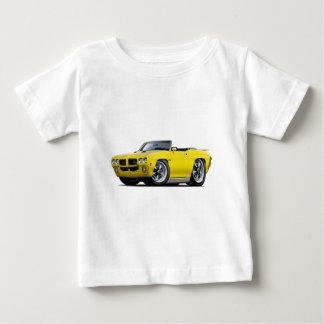 1970 GTO Yellow Convertible Tshirt