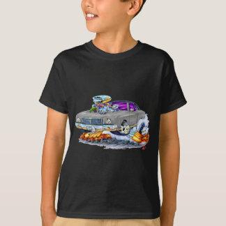 1970 Monte Carlo Grey Car T-Shirt
