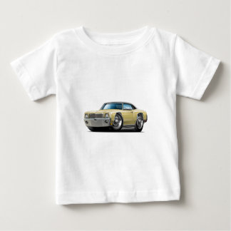 1970 Monte Carlo Tan-Black Top Car Tee Shirt