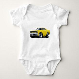 1970 Plymouth GTX Yellow Car Tee Shirt
