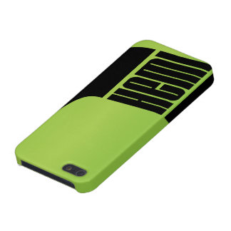 1970 Plymouth Hemi 'Cuda in Sub Lime Case For iPhone 5/5S