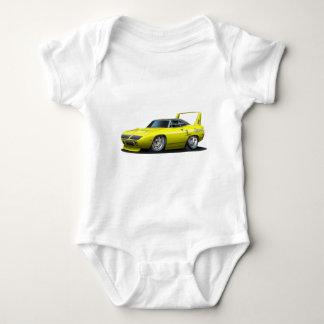 1970 Plymouth Superbird Yellow Car T-shirts