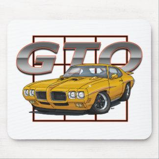 1970 Pontiac Lemans GTO Mouse Pad
